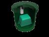 Компрессорный модуль с композитной крышкой